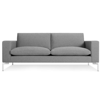 "NEWSTANDARD78WH-GY: Customized Item of New Standard 78"" Sofa by Blu Dot (NEWSTANDARD78)"