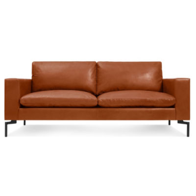 "NEWSTANDARD78BK-TF: Customized Item of New Standard 78"" Sofa by Blu Dot (NEWSTANDARD78)"