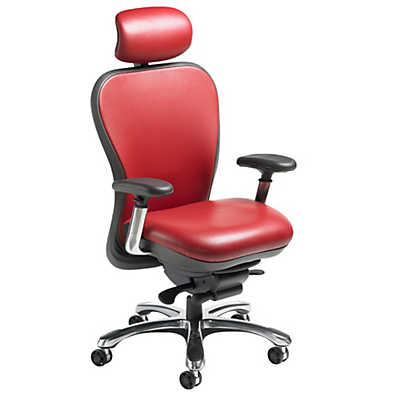 Picture of CXO Task Chair, Leather by Nightingale