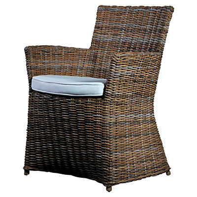 Picture of Bishop Dining Chair with Cushion