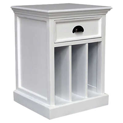 Picture of Halifax Bedside Table with Dividers
