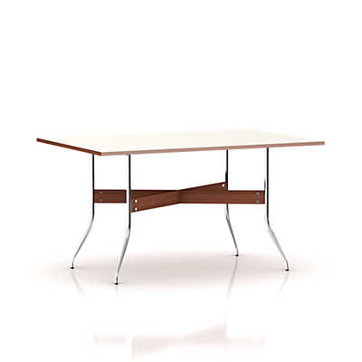 Picture of Nelson Swag Leg Rectangular Dining Table by Herman Miller