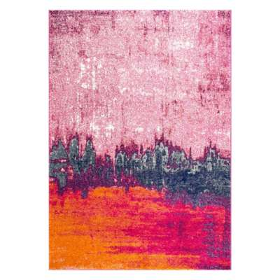 Picture for Alayna Abstract Rug in Multi by nuLOOM