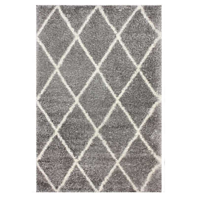 Picture of nuLOOM Trellis Shag Rug, 10 foot