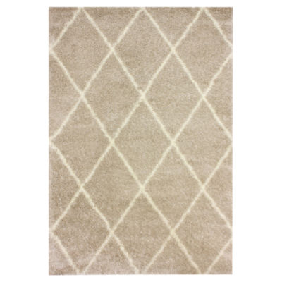 Picture of nuLOOM Trellis Shag Rug, 12 foot