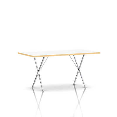 Picture of Nelson X-Leg Table, Laminate Top by Herman Miller