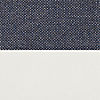 """Request Free Nixon Blue/White Swatch for the New Standard 78"""" Sofa by Blu Dot"""