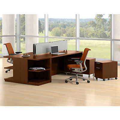 Picture of Currency Office for Two by Steelcase