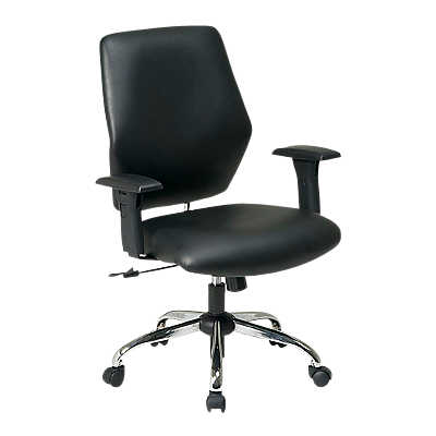 Picture of Task Chair with Chrome Base