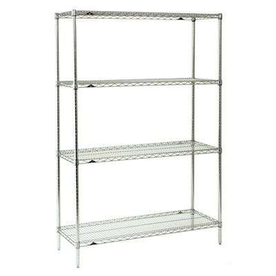 Picture for 14in Deep Olympic Wire Shelves by Smart Fixtures