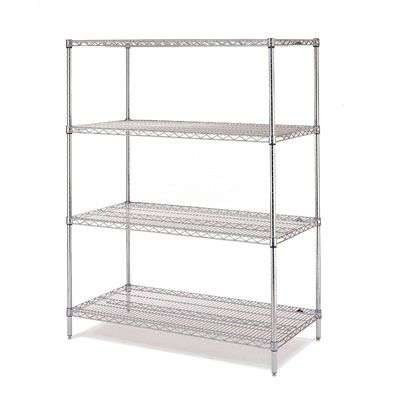 Picture for 21in Deep Olympic Wire Shelves by Smart Fixtures