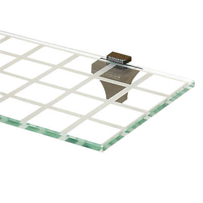 Picture of Optique Glass Wall Shelf by Smart Furniture