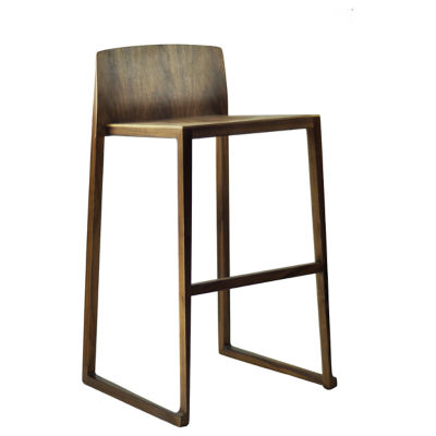OSHBSWAL: Customized Item of Hanna Bar Stool by Osidea (OSHBS)