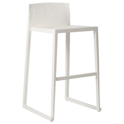 OSHBSWHT: Customized Item of Hanna Bar Stool by Osidea (OSHBS)