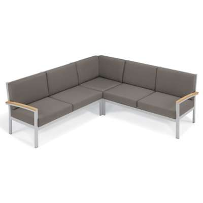 Picture for Travira 3-Piece Loveseat Set by Oxford Garden