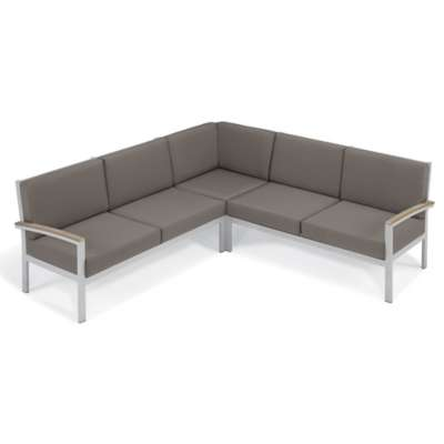 Picture for Travira 3-Piece Loveseat Chat Set by Oxford Garden
