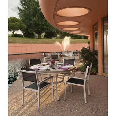 Picture for Travira Outdoor 5-Piece Dining Set by Oxford Garden