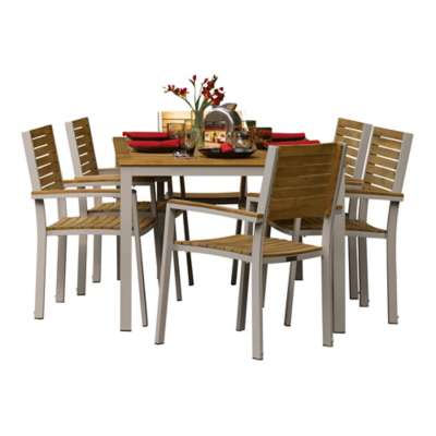 Picture for Travira 7-Piece Patio Dining Set by Oxford Garden