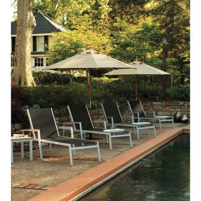 Picture for Travira 8-Piece Chaise Lounge Set by Oxford Garden
