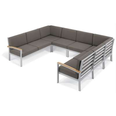 Picture for Travira 6-Piece Loveseat Chat Set by Oxford Garden
