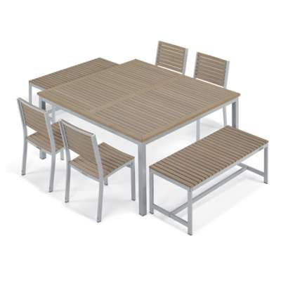 Picture for Travira 7-Piece Dining Set by Oxford Garden