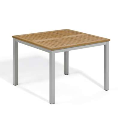 "Picture for Travira 39"" Square Dining Table by Oxford Garden"
