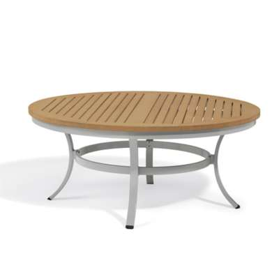 "Picture for Travira 48"" Round Chat Table by Oxford Garden"