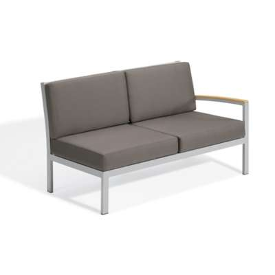 Picture for Travira Modular Loveseat Left by Oxford Garden