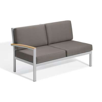 Picture for Travira Modular Loveseat Right by Oxford Garden