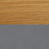 Request Free Oak/Grey Swatch for the Branch Bench by Blu Dot