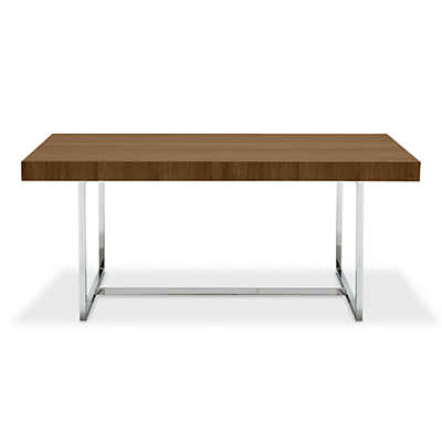 Picture of Parentesi Dining Table by Calligaris