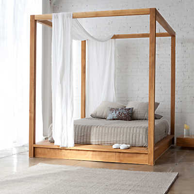 Picture of PCH Series Canopy Bed by MASHstudios