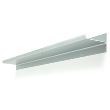 PICRAIL3660-ALUMINUM: Customized Item of Aluminum Display Shelf by Gus Modern (PICRAIL36)