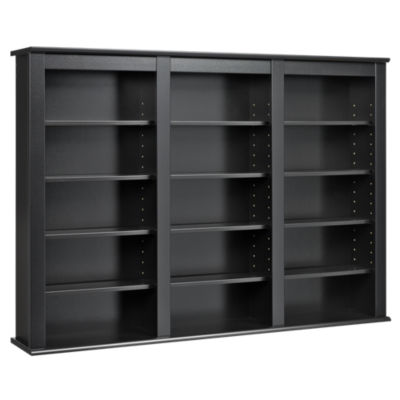 PP0523-BLACK: Customized Item of Triple Wall Mounted Storage Shelf (PP0523)