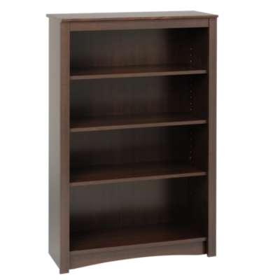 Picture for 4-Shelf Bookcase