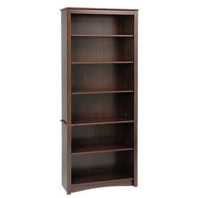 Picture of 6-Shelf Bookcase