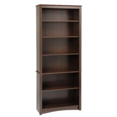 Picture for 6-Shelf Bookcase