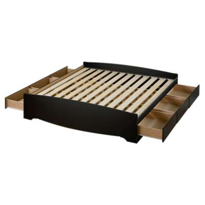 Picture for King Mate's Platform Storage Bed