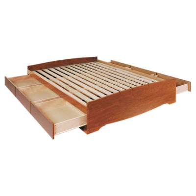 Picture of Queen Mate's Platform Storage Bed