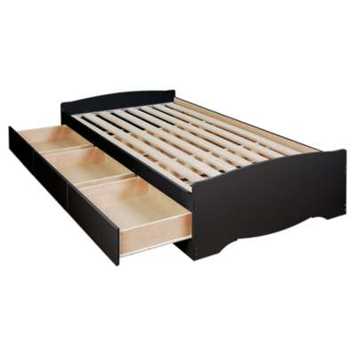 Picture for Twin Mate's Platform Storage Bed