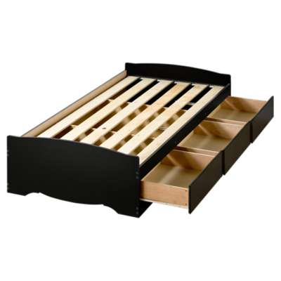 Picture for Twin XL Mate's Platform Storage Bed