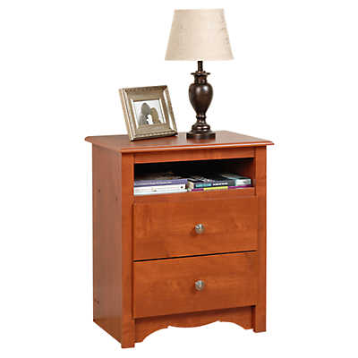 Picture of Monterey Tall 2-Drawer Nightstand