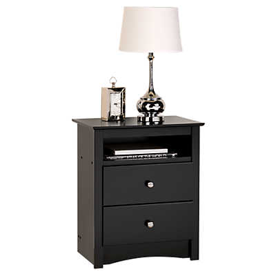 Picture of Sonoma Tall 2-Drawer Nightstand