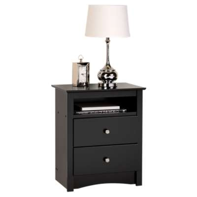 Picture for Sonoma Tall 2-Drawer Nightstand