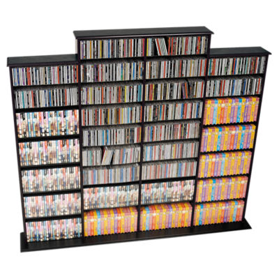Picture of Quad Width Wall Storage
