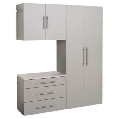 "Picture for 3-Piece HangUps 60"" Storage Cabinet Set B"