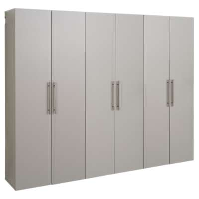 "Picture for 3-Piece HangUps 90"" Storage Cabinet Set D"