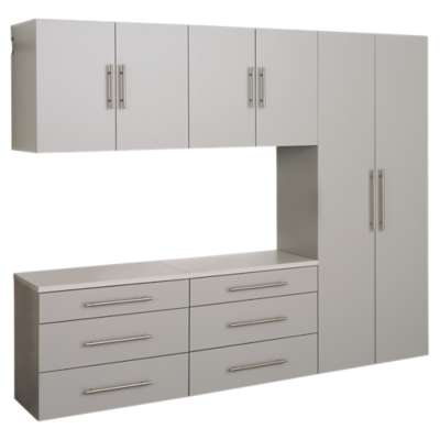 "Picture for 5-Piece HangUps 90"" Storage Cabinet Set H"