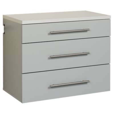 Picture for HangUps 3-Drawer Base Storage Cabinet
