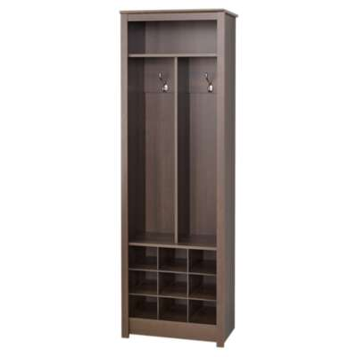 Picture for Space-Saving Entryway Organizer with Shoe Storage